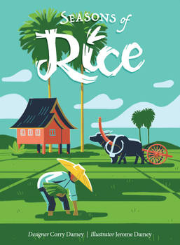 Seasons of Rice board game