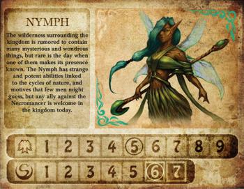 Darkest Night: Nymph Promo board game