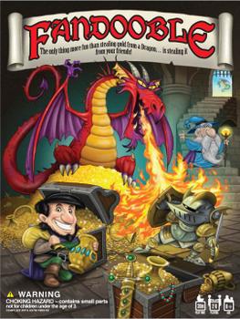 Fandooble board game