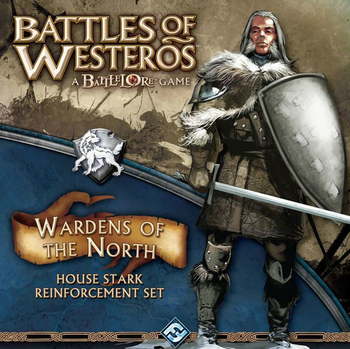 Battles of Westeros: Wardens of the North board game
