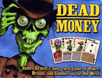 Dead Money board game