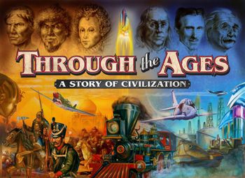 Through the Ages: A Story of Civilization board game