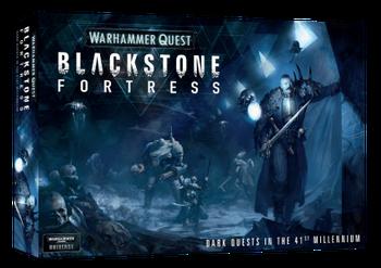 Warhammer Quest: Blackstone Fortress board game
