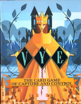 Vye: The Card Game of Capture and Control board game