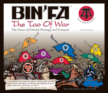 Bin'Fa: The Tao of War – The Game of Oriental Strategy and Conquest board game