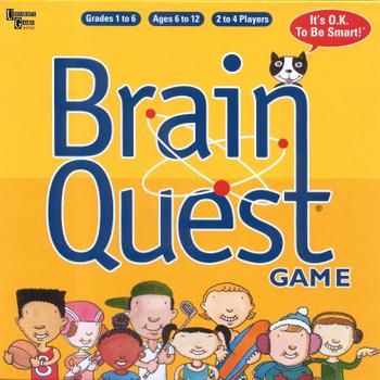 Brain Quest board game