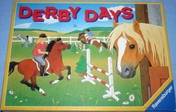 Derby Days board game