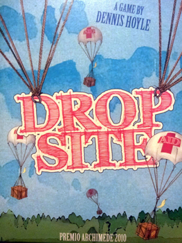 Drop Site board game
