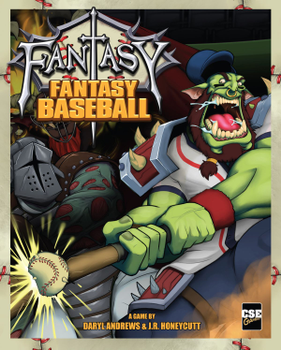 Fantasy Fantasy Baseball board game