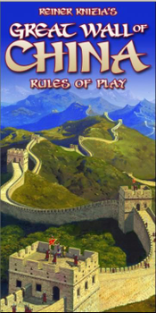 Great Wall of China board game
