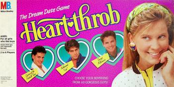 Heartthrob board game
