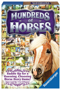Hundreds of Horses board game