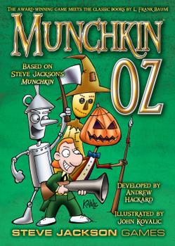Munchkin Oz board game