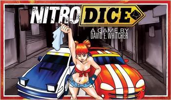 Nitro Dice board game