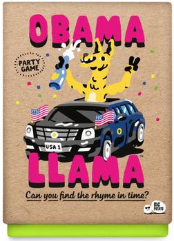 Obama Llama board game