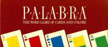 Palabra board game