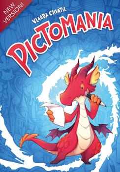 Pictomania (Second Edition) board game