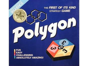 Polygon board game