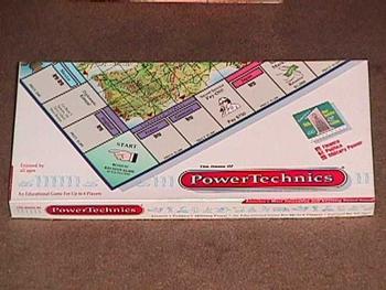 PowerTechnics board game