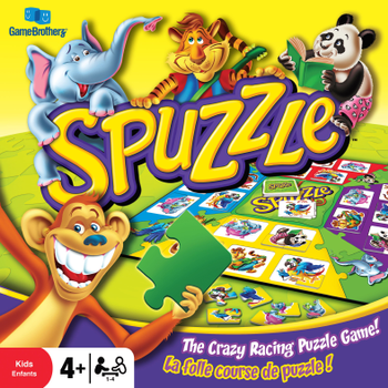 Spuzzle board game