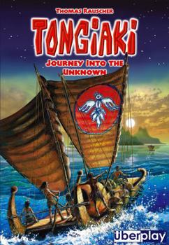 Tongiaki: Journey into the Unknown board game