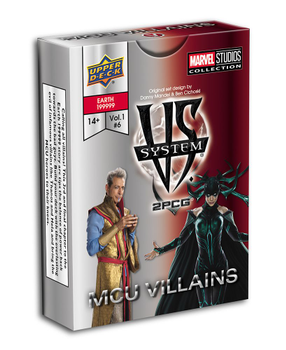 Vs System 2PCG: The MCU Battles - MCU Villains board game