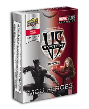 Vs System 2PCG: The MCU Battles - MCU Heroes board game