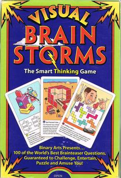 Visual Brain Storms board game