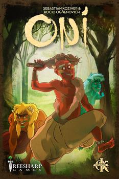 Oni board game