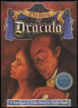 The Fury of Dracula board game