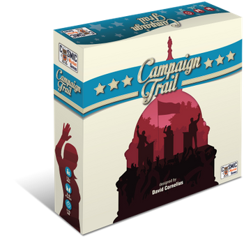 Campaign Trail board game