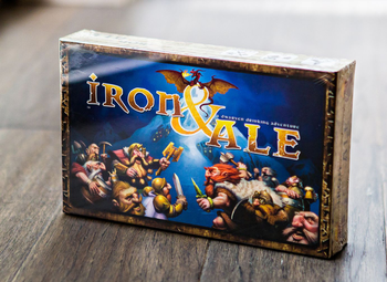 Iron & Ale board game