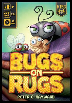 Bugs on Rugs board game