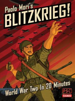 Blitzkrieg! board game