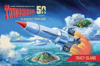 Thunderbirds: Tracy Island board game