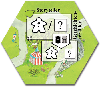 Keyflower: Storyteller board game