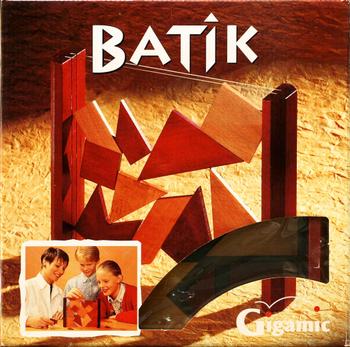 Batik board game