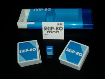 Skip-Bo MOD board game
