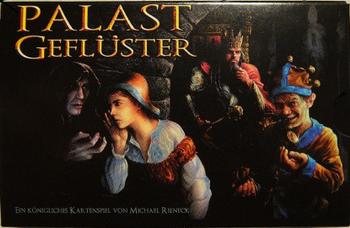 Palastgeflüster board game
