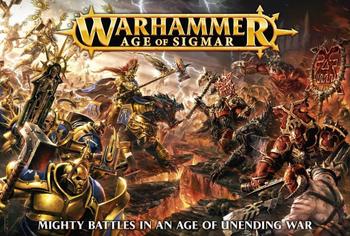 Warhammer Age of Sigmar board game