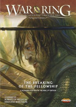 War of the Ring: Scenario – The Breaking of the Fellowship board game