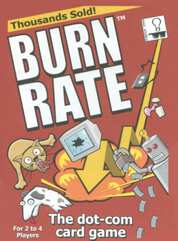Burn Rate board game