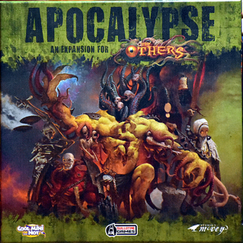 The Others: Apocalypse board game