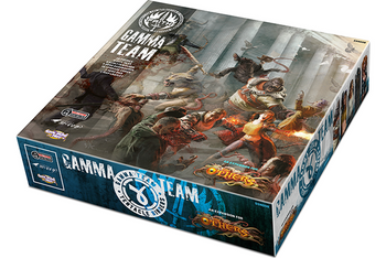 The Others: 7 Sins – Gamma Team Expansion board game
