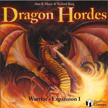 Warriors: Dragon Hordes Expansion board game