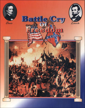 Battle Cry of Freedom board game