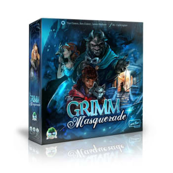 The Grimm Masquerade board game