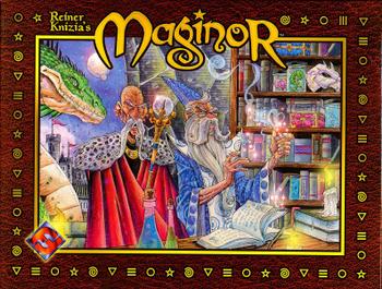 Maginor board game