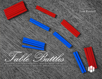 Table Battles board game