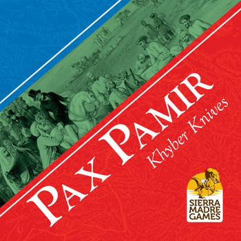 Pax Pamir: Khyber Knives board game